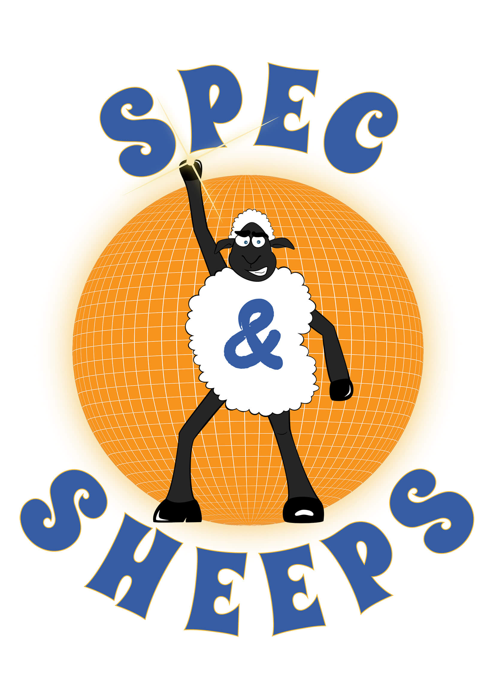 Logo Spec & Sheeps