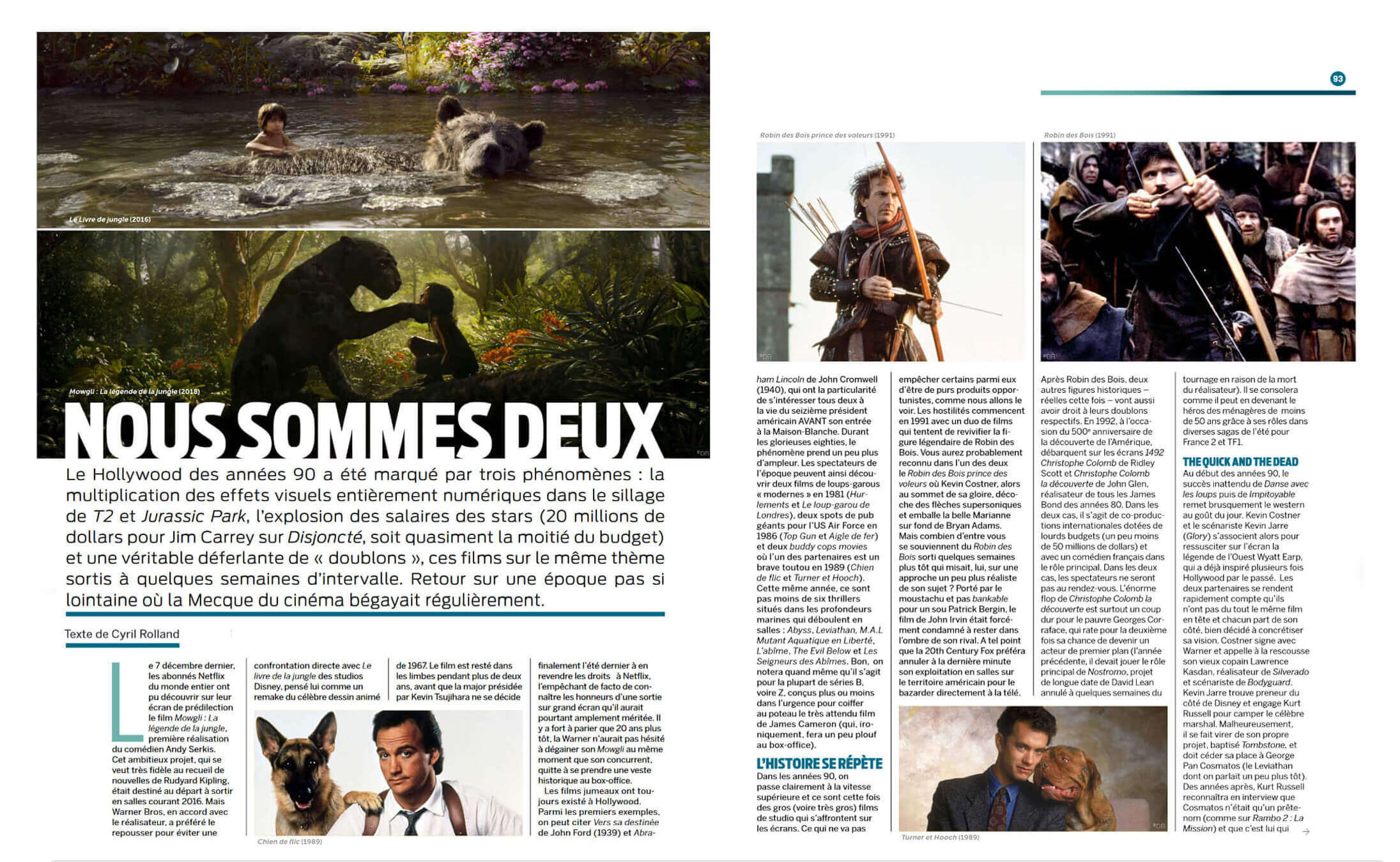 Article Geek le Mag partie 1